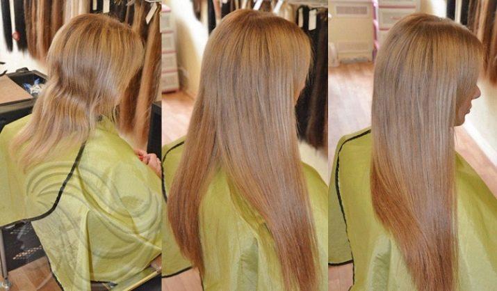 Как нарастить волосы на короткую стрижку - фото до и после