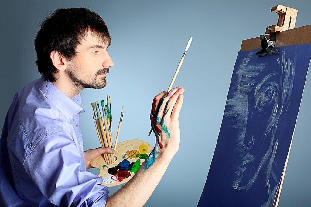 где можно заработать художнику