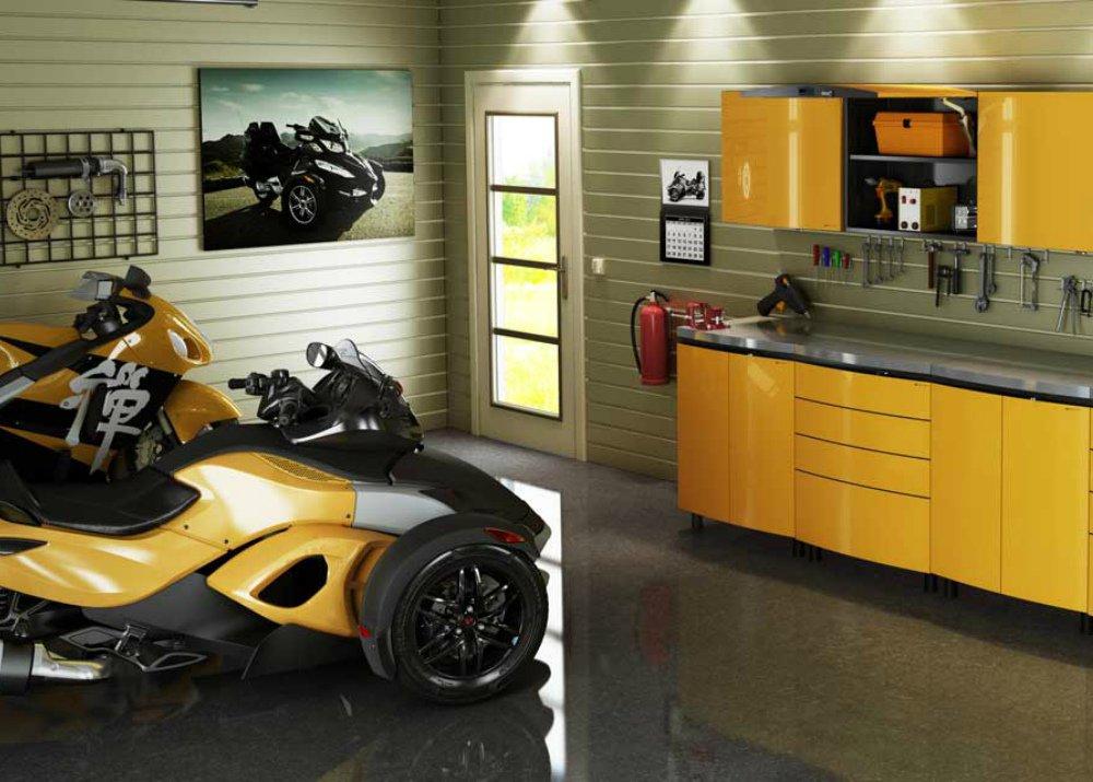 Продажа гаражной мебели