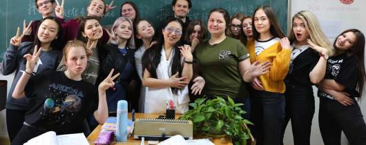 'Обучение в Китае после 11 класса русских студентов