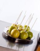 'Бизнес на карамельных яблоках на палочке