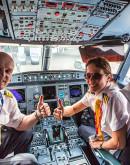 'Как стать пилотом гражданской авиации в России?