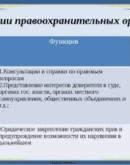 'Профессия Сотрудник правоохранительных органов: описание, суть, какая зарплата