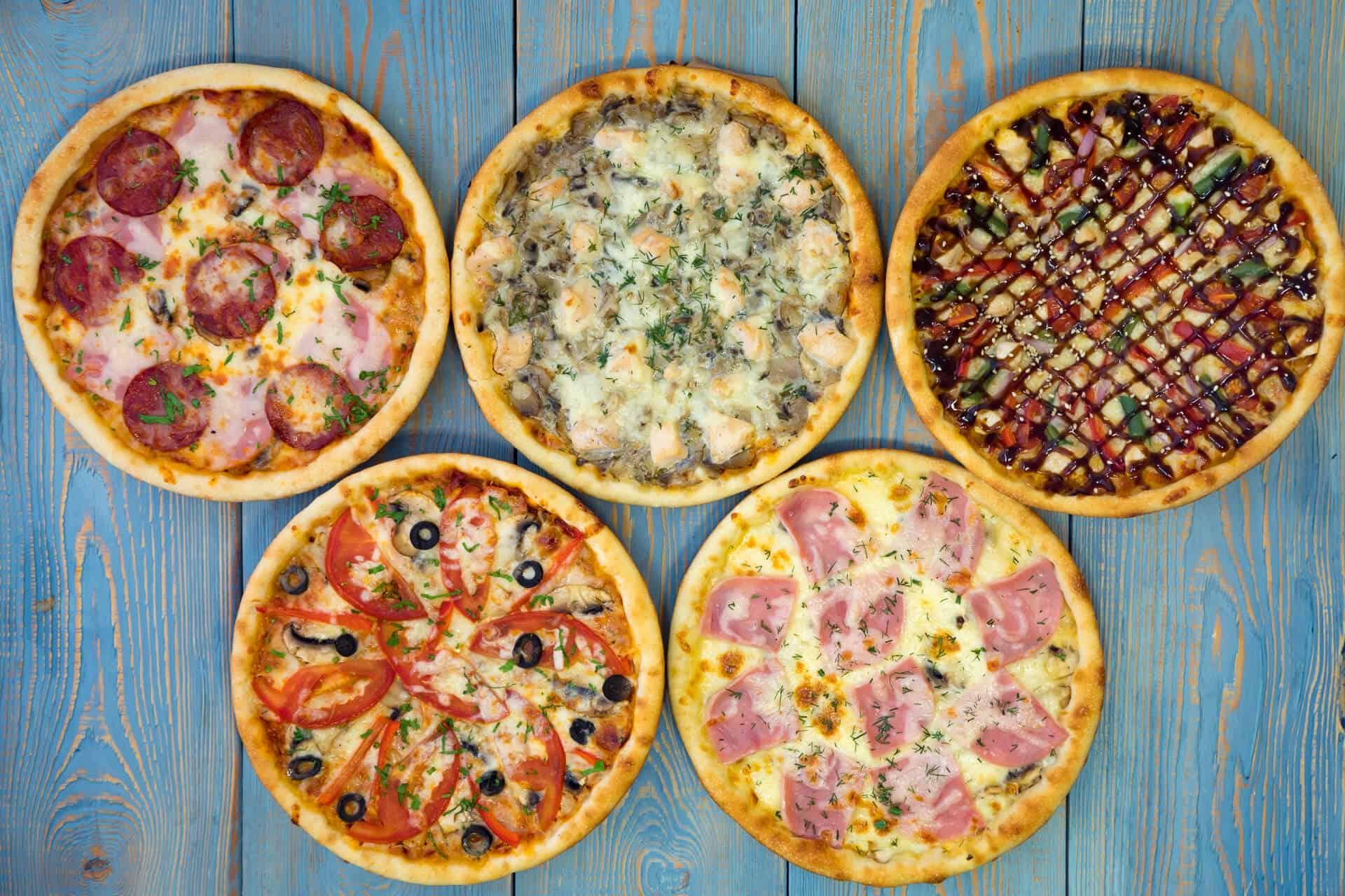 Бизнес проект пиццерия