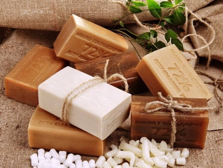 Чего мы не знаем про хозяйственное мыло