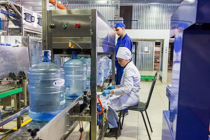 Непрогораемый бизнес на производстве бутилированной воды