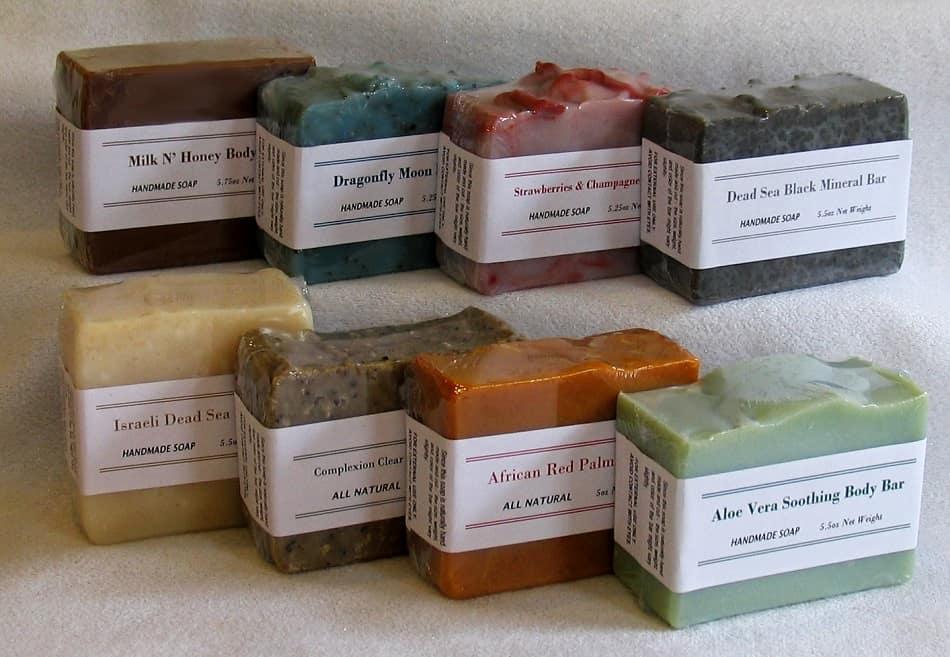 Отличный бизнес на производстве мыла ручной работы